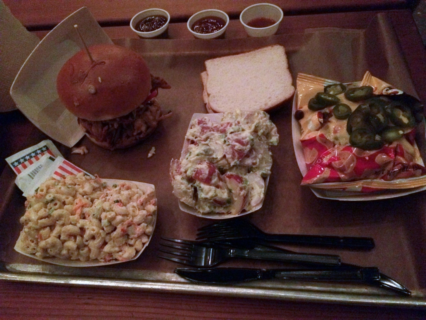 Dinner for two at Green Street Smoked Meats