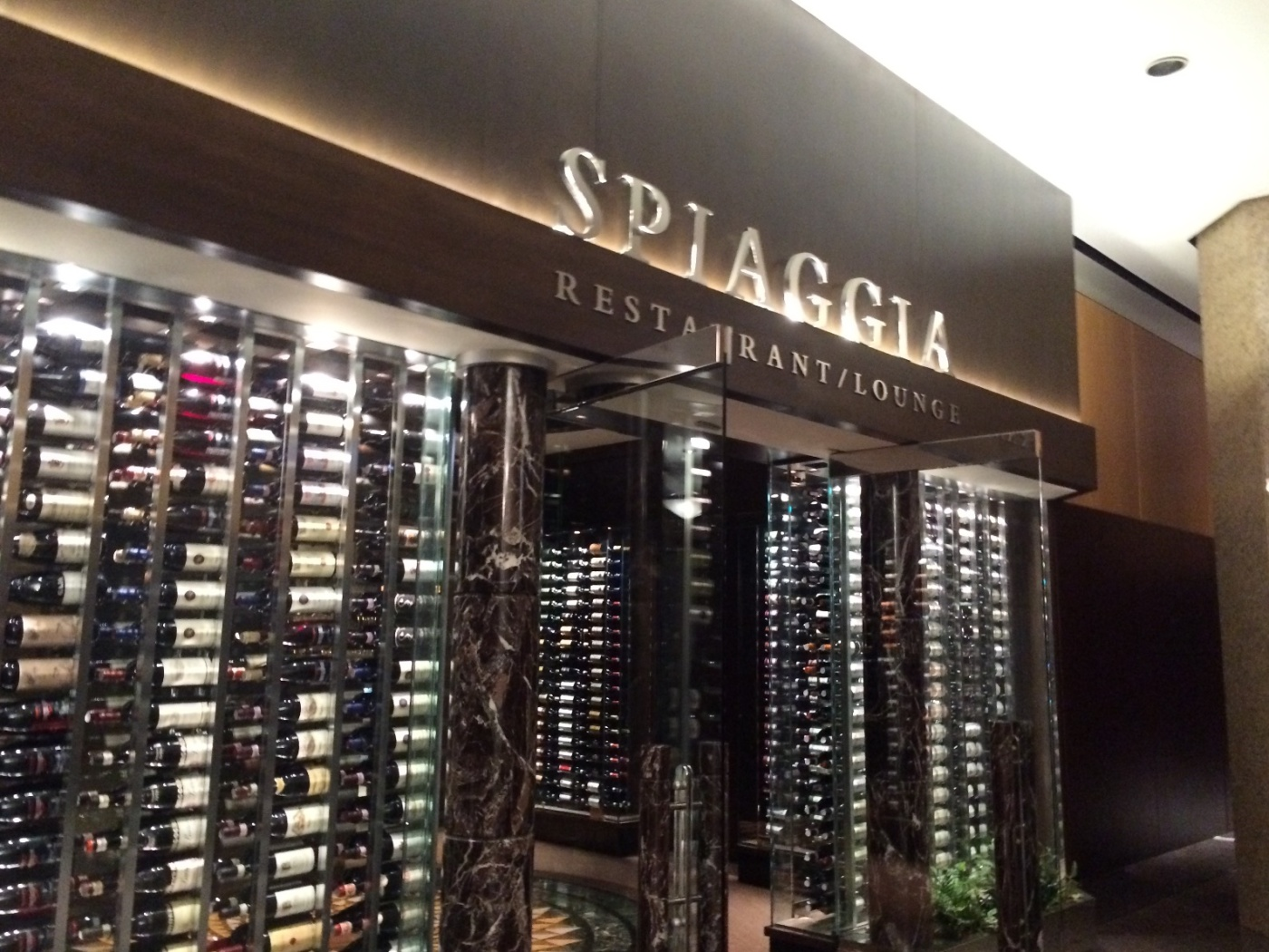 Spiaggia, 980 North Michigan Avenue, Chicago IL