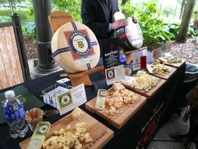 Sartori Cheese at StarChefs VIP Reception