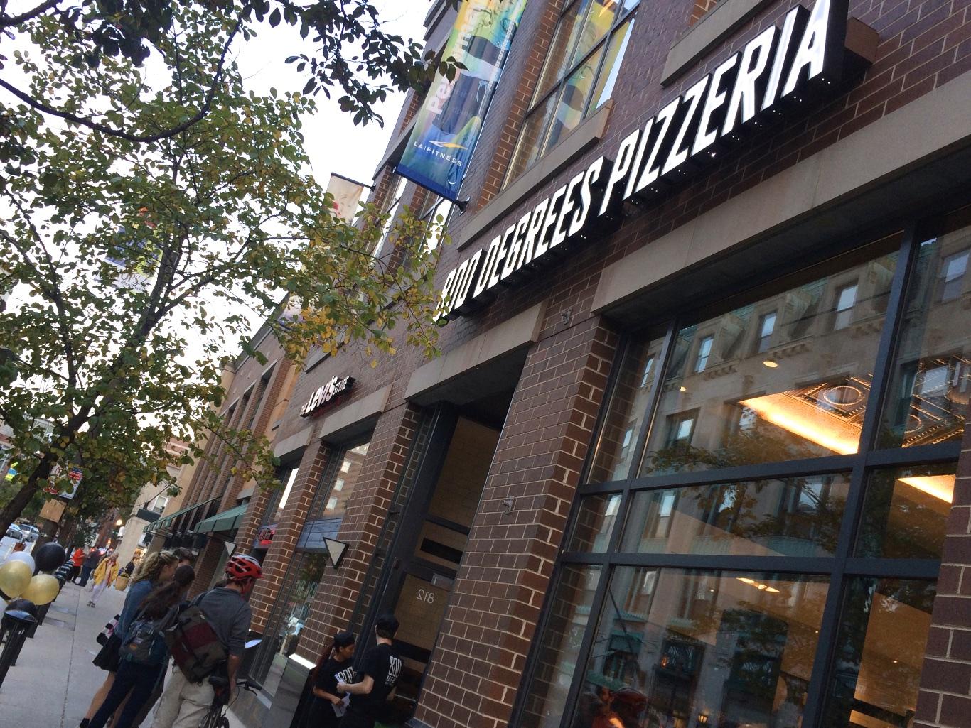 800 Degrees Pizza, 812 Church St, Evanston, IL
