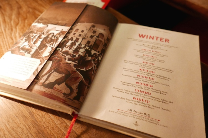 Parlor: Small plates, communal punch, 72 historically-accurate cocktails