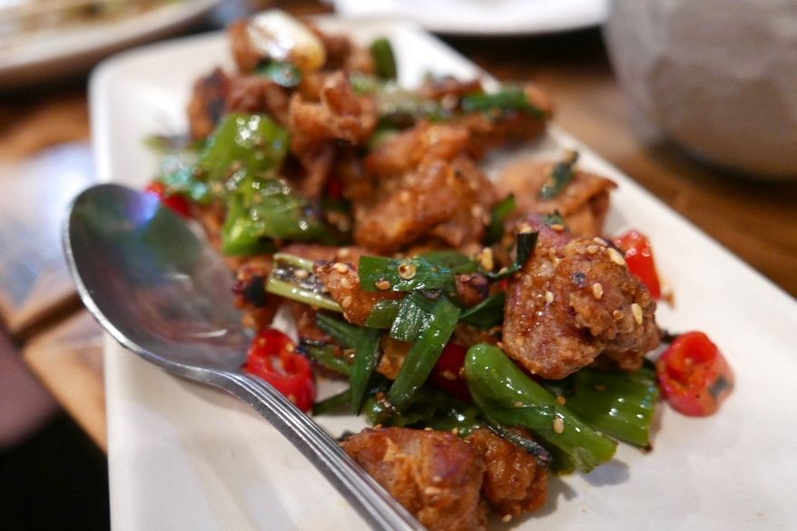 Chong Qing Chicken