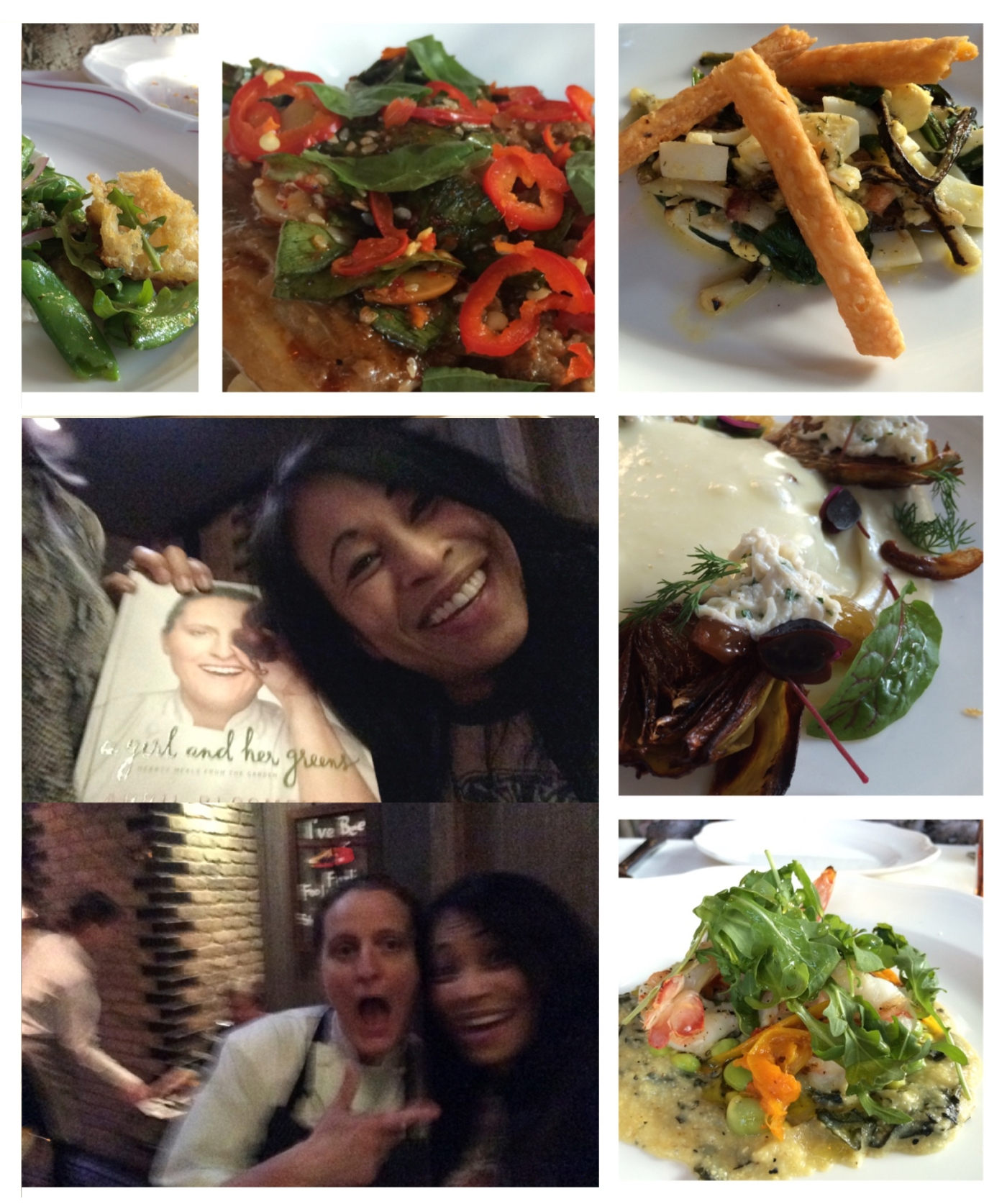 April Bloomfield pop up at Nico Osteria Chicago