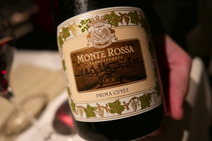 "Monte Rossa ""Prima Cuvée,"" Franciacorta, Italy NV"