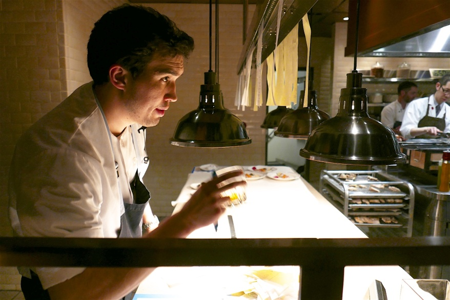 Erling Wu-Bower of Nico Osteria