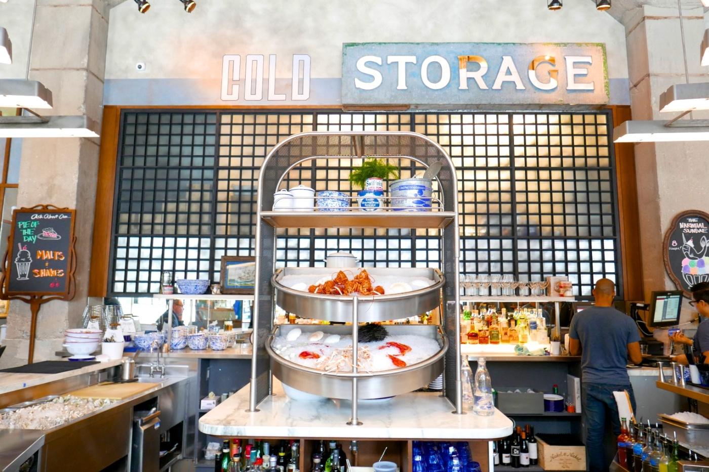 Cold Storage, 1000 W Fulton Market, Chicago, IL