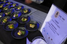 A10 at Grand Chefs Gala