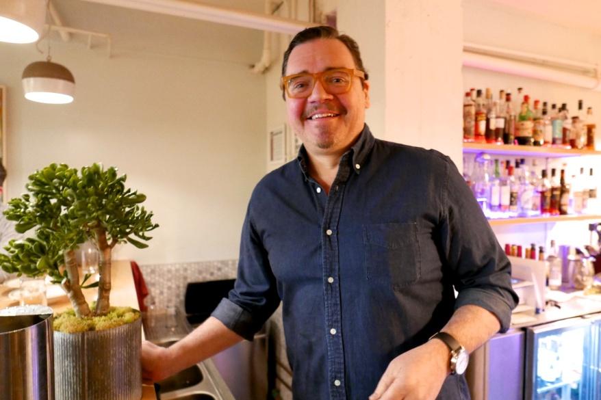 Scott Worsham, owner