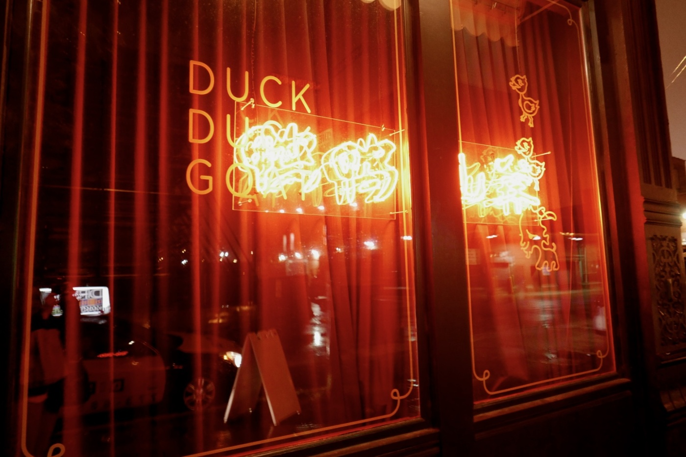 Duck Duck Goat, 857 W Fulton Market, Chicago, IL