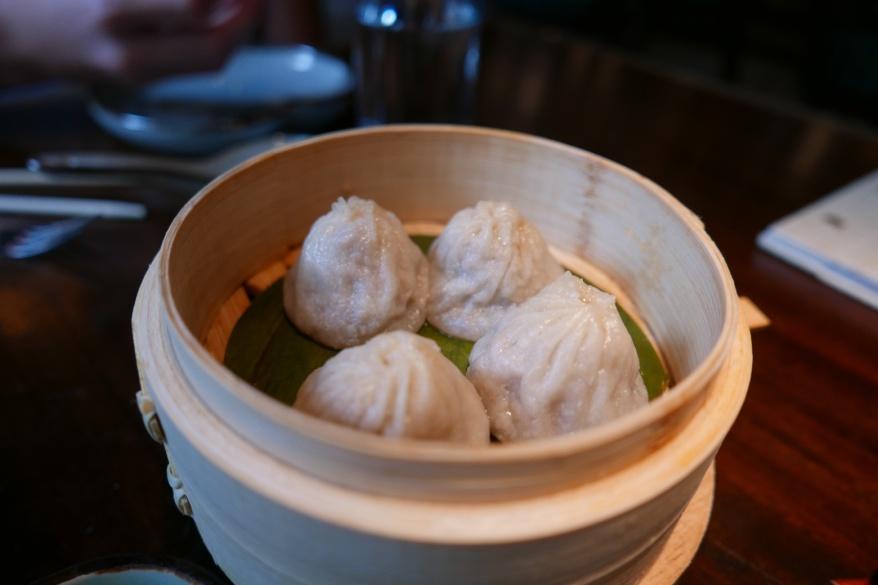 Xiao Long Bao Shanghai pork soup dumplings