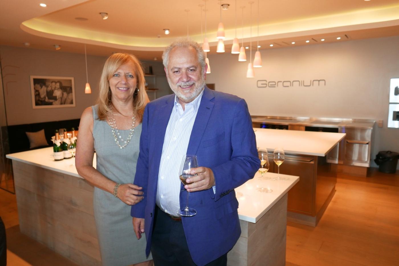 Reception_ OAD Masters Dinner | Geranium | Copenhagen | 05/21/16