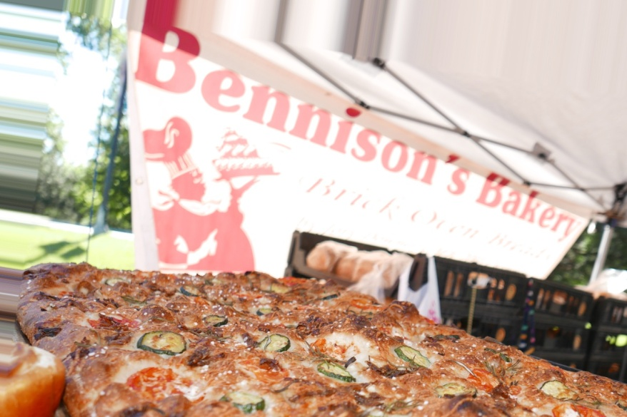 Bennison's Bakery Focaccia