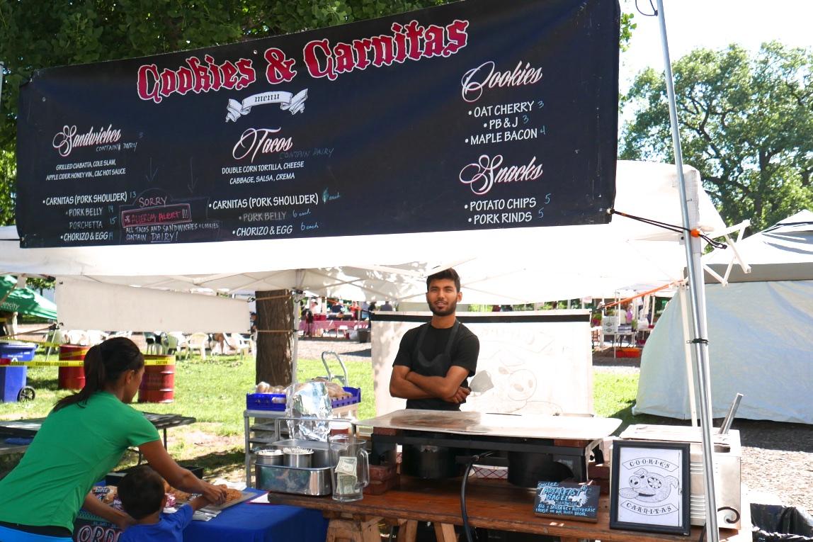Cookies and Carnitas