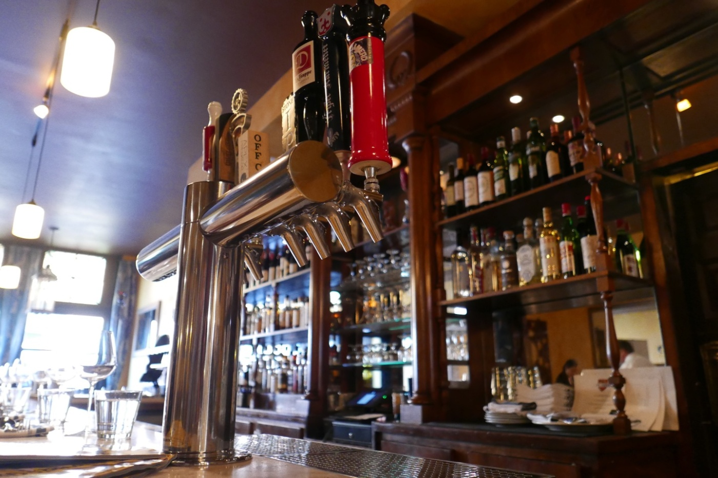 Bar at de Quay