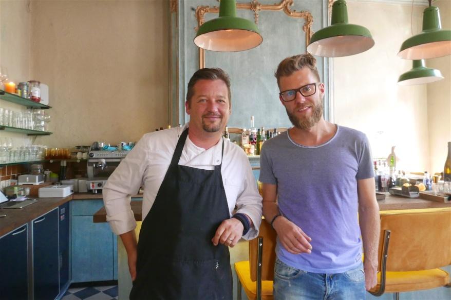 Chef Bruno Timperman