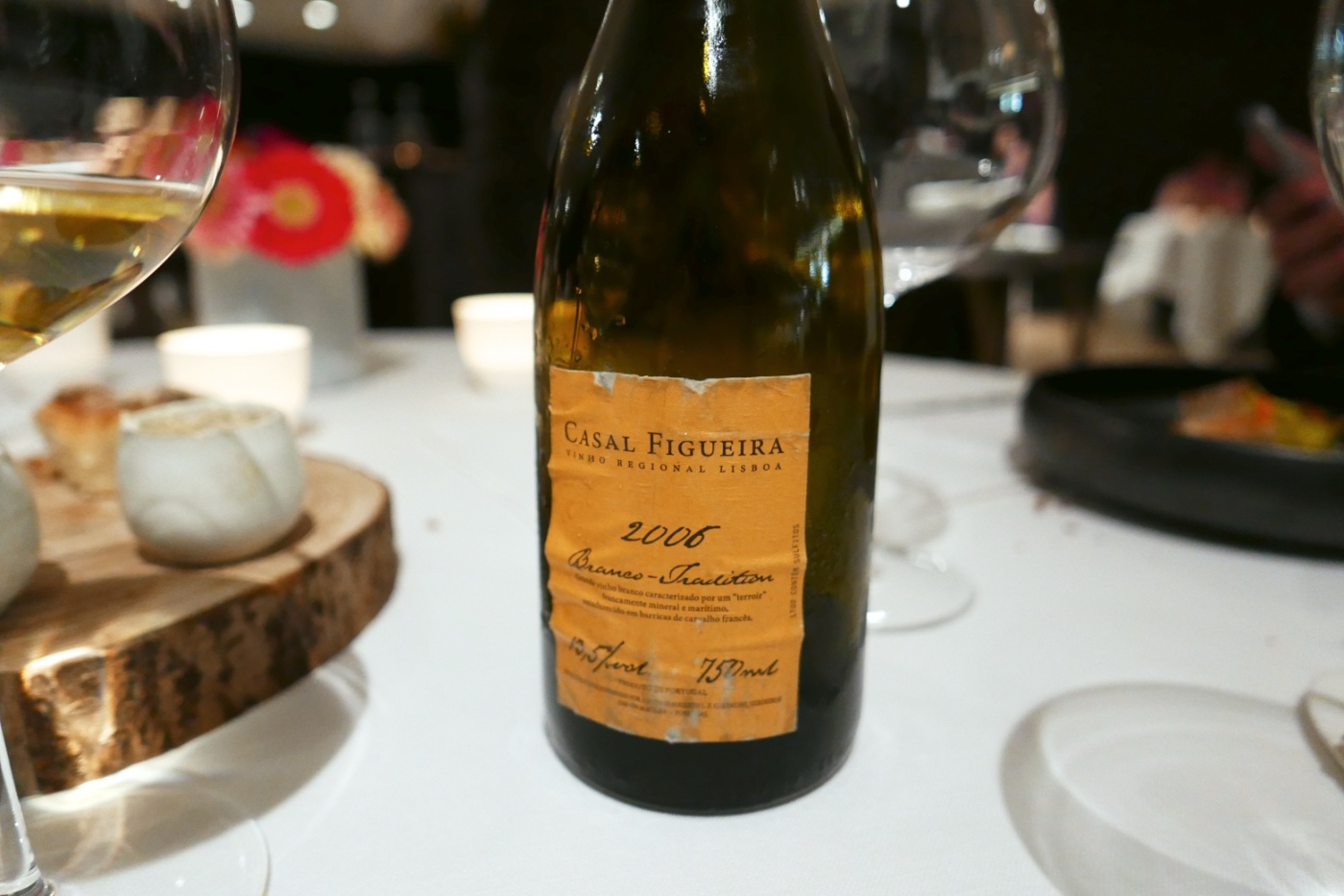 2016 Casal Figueira 'Antonio' Branco, Vinho Regional Lisboa, Portugal