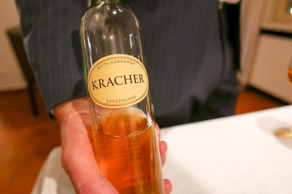 Weinlaubenhof Kracher Burgenland, Neusiedlersee, Austria