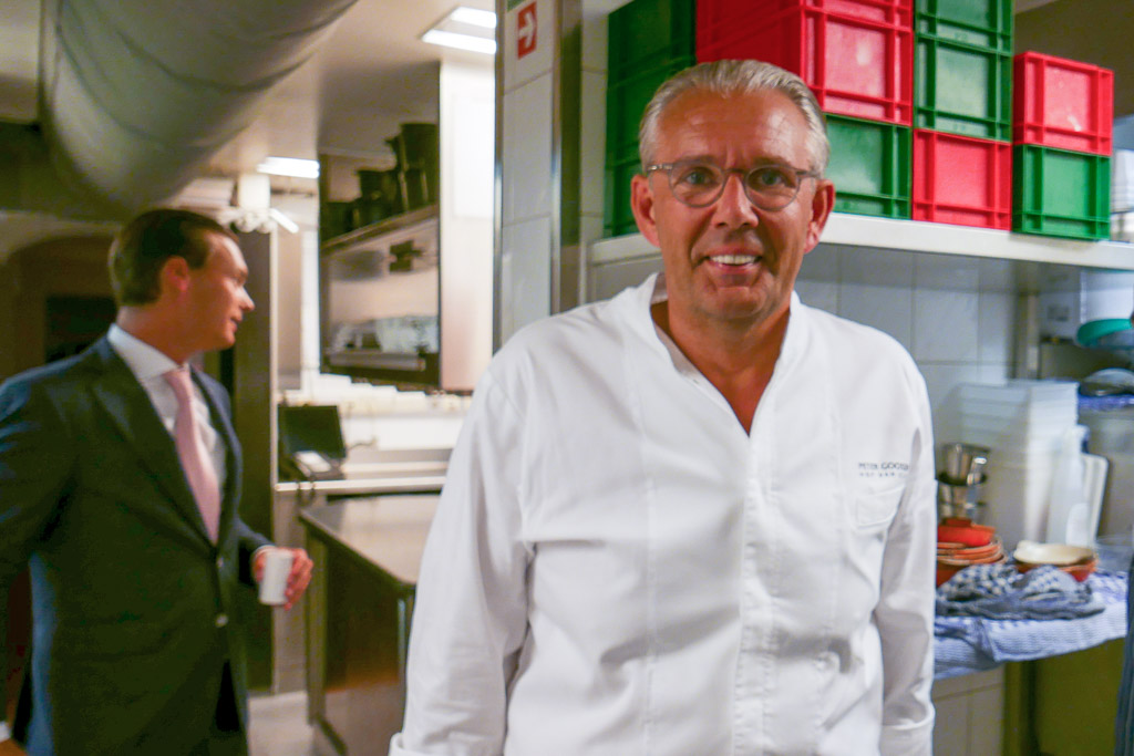 Peter Goossens of Hof Van Cleve