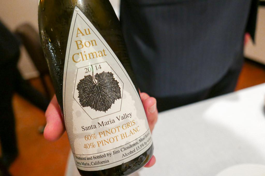 2014 Pinot Gris (60%)/Pinot Blanc (40%)Santa Maria Valley