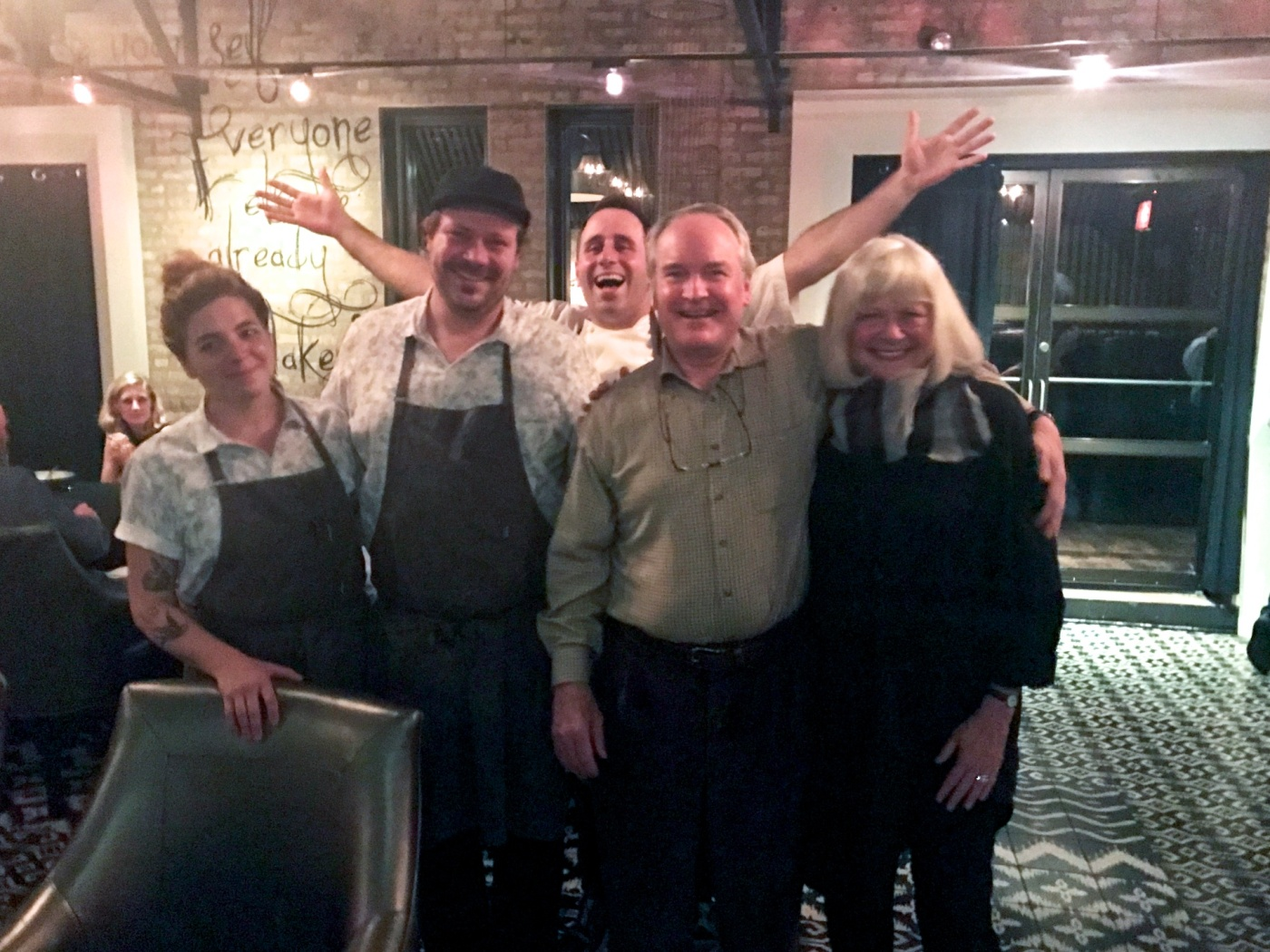 Elske + Boka Collaboration Dinner