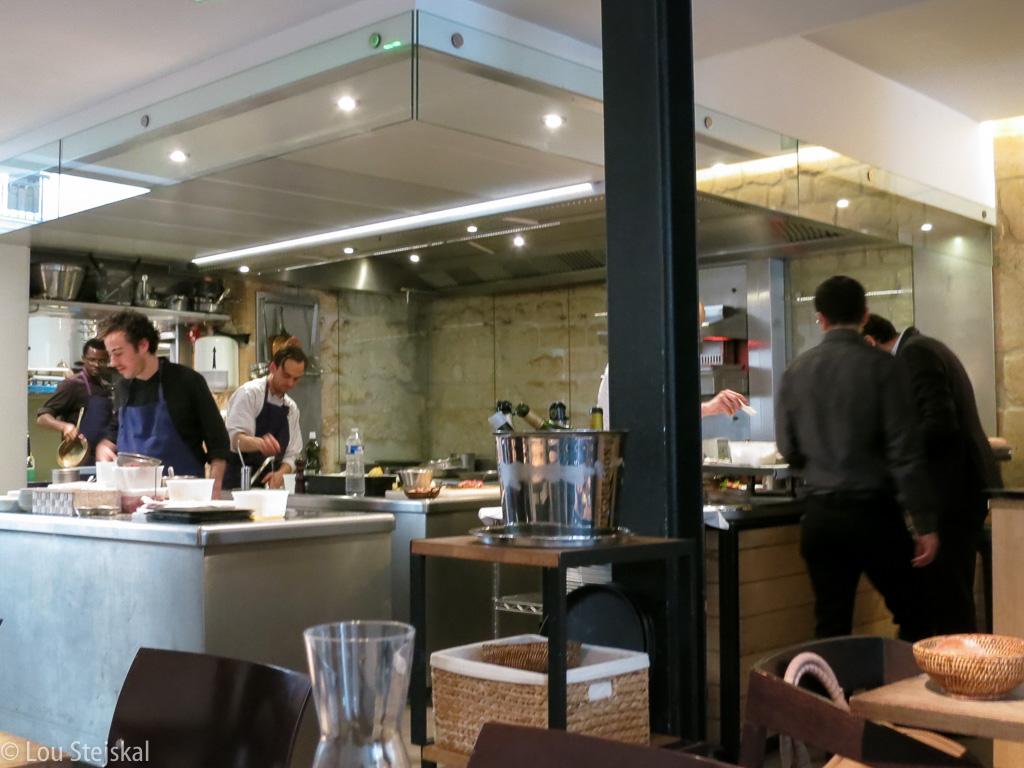 Kitchen at Spring, Paris