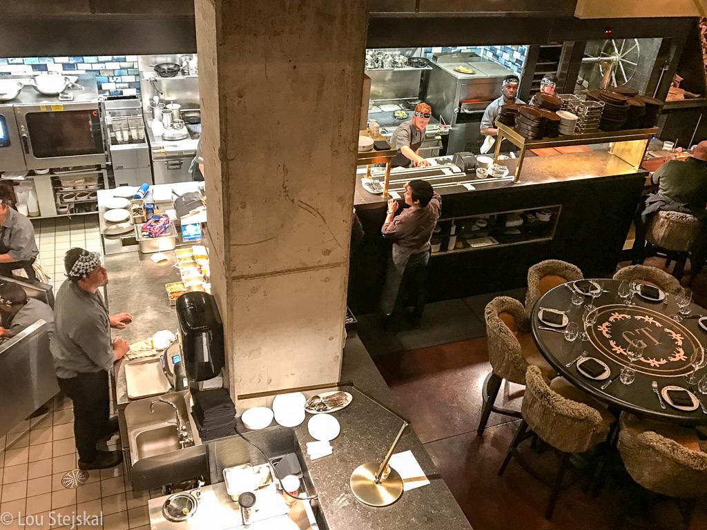 Kitchen at GT Prime