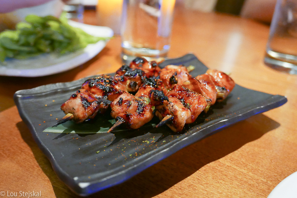 Chicken Yakatori Skewers ($9)