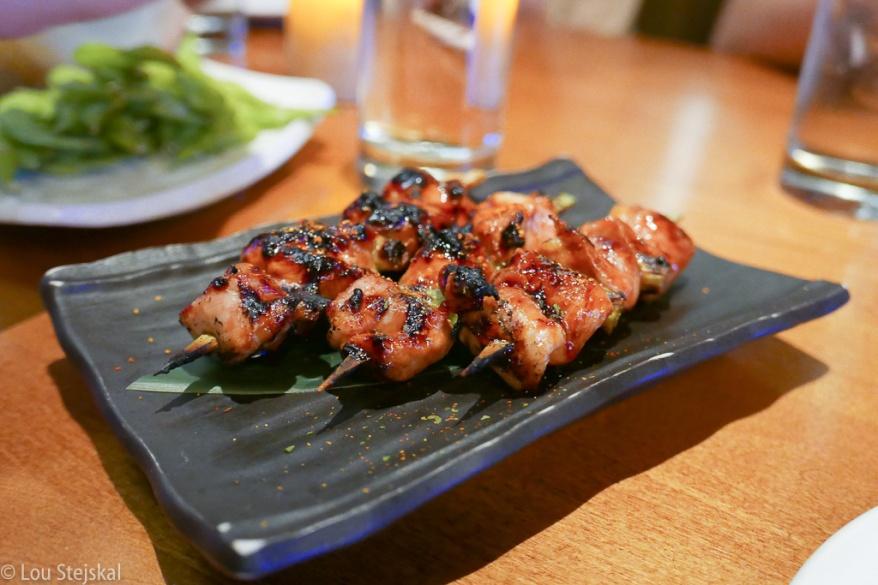 Chicken Yakatori Skewers ($9)