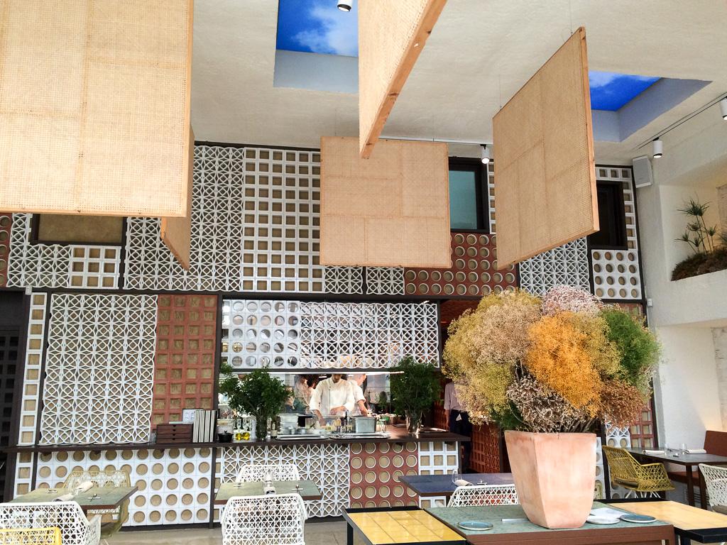 Back dining room at Disfrutar