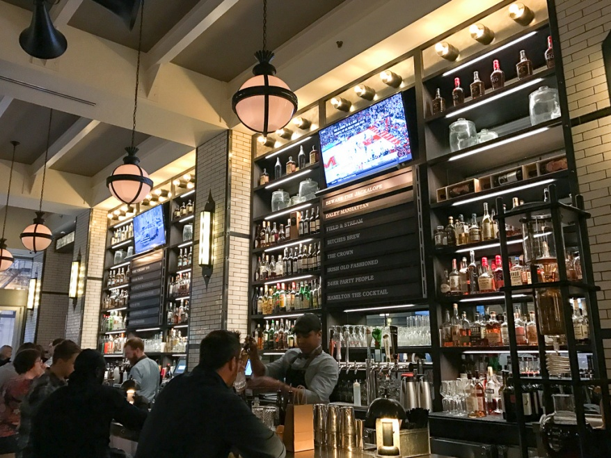 Bar at The Dearborn