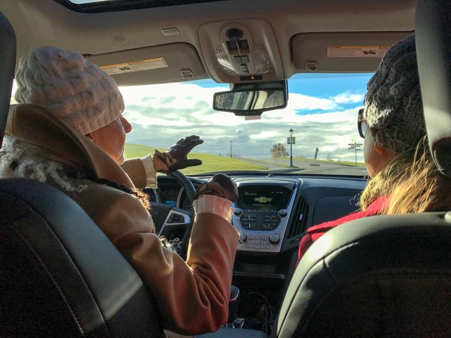 Driving tour