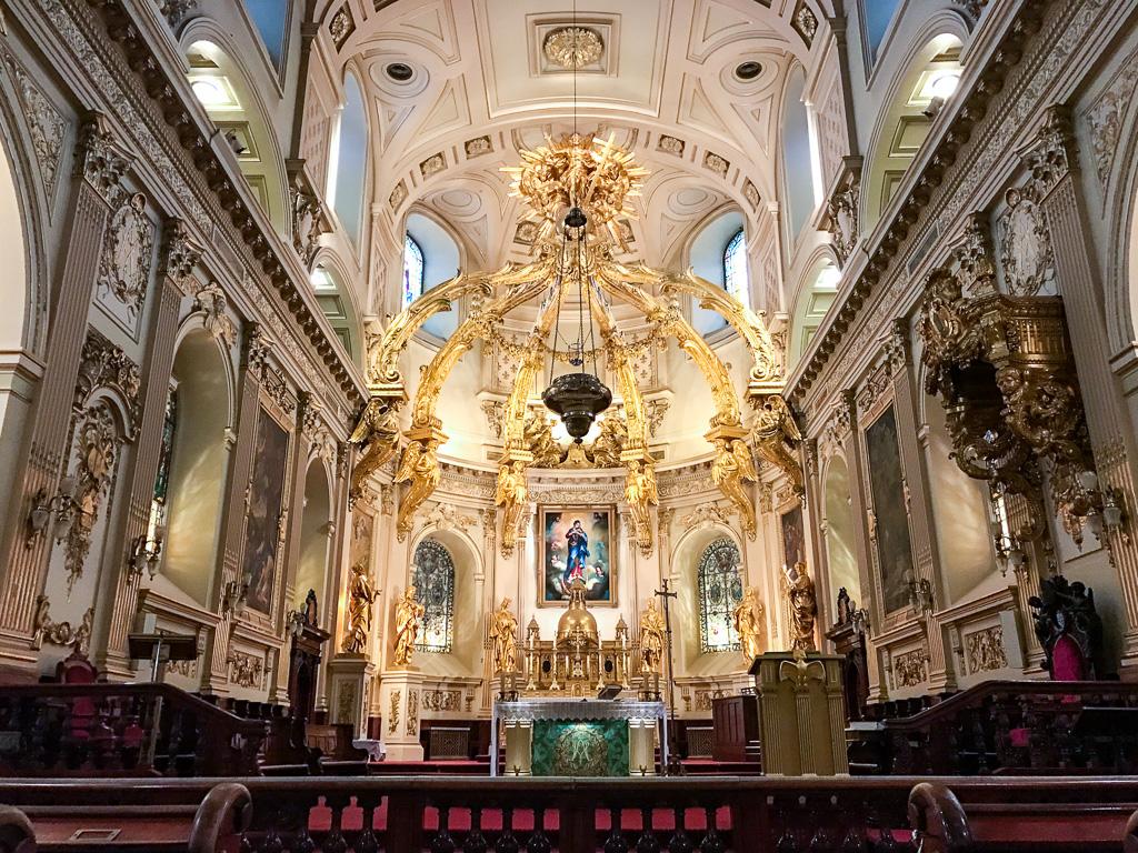 Basilique-Cathérale Notre-Dame de Québec