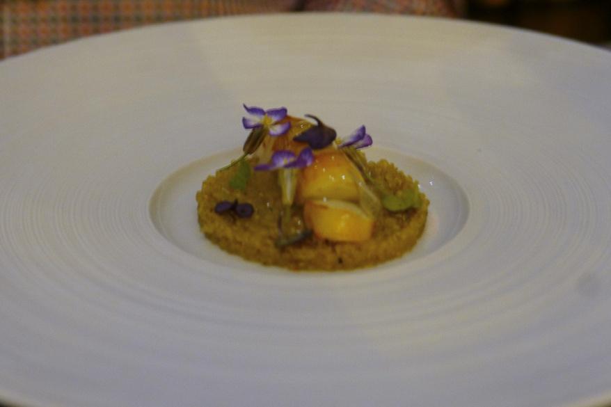 Blue Prawn, Quinoa