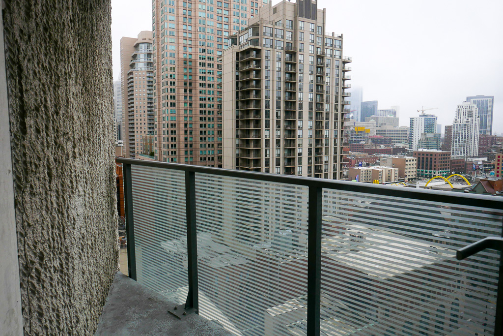 Balcony at Dana Hotel and Spa