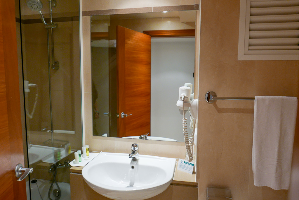 Bathroom at Palladium Hotel Palmyra