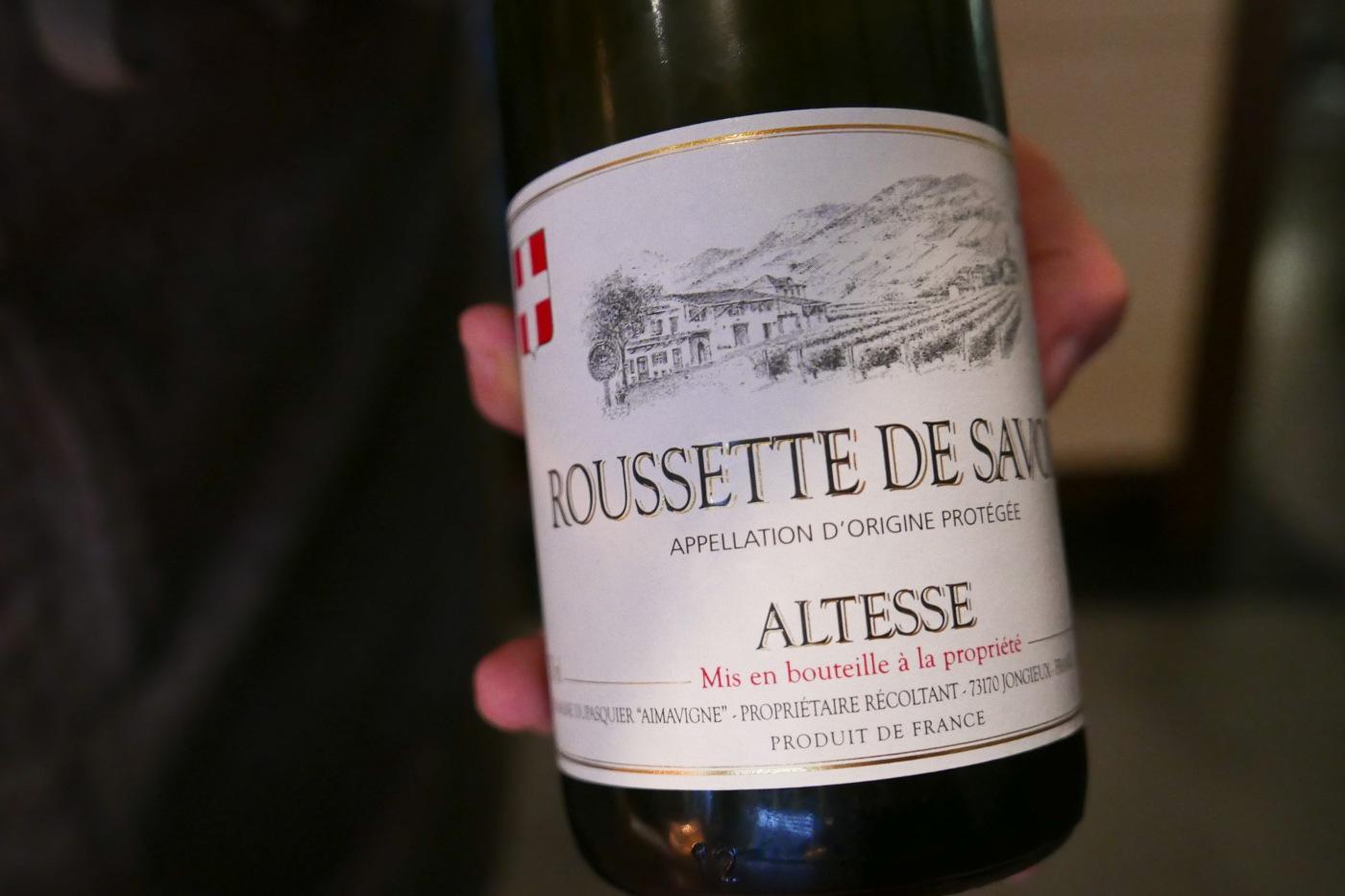 Domaine Dupasquier Rousette de Savoie, Savoie, France