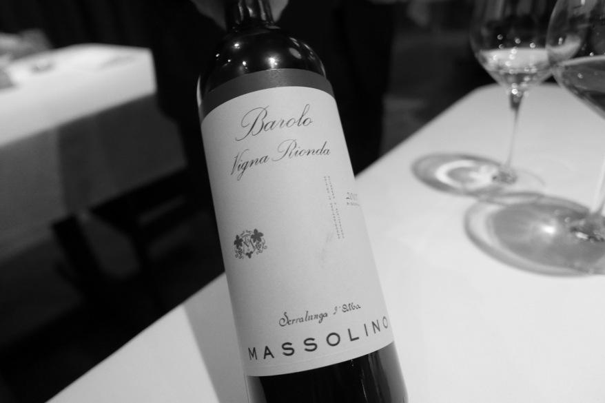 BAROLO Massolino, Vigna Rionda Riserva, Piedmont, Italy, 2007