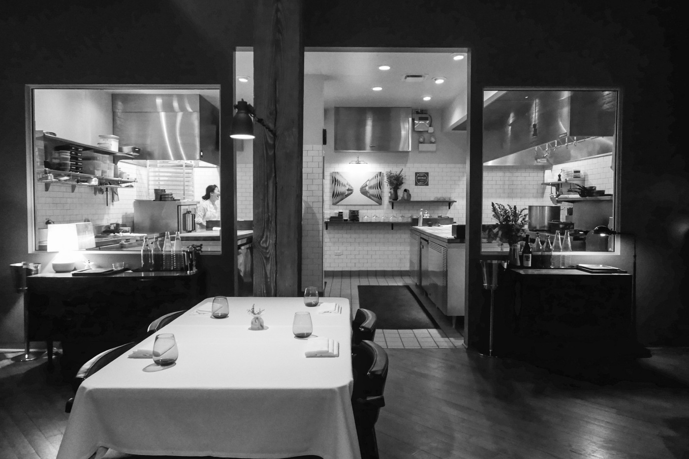 Kitchen at Oriole