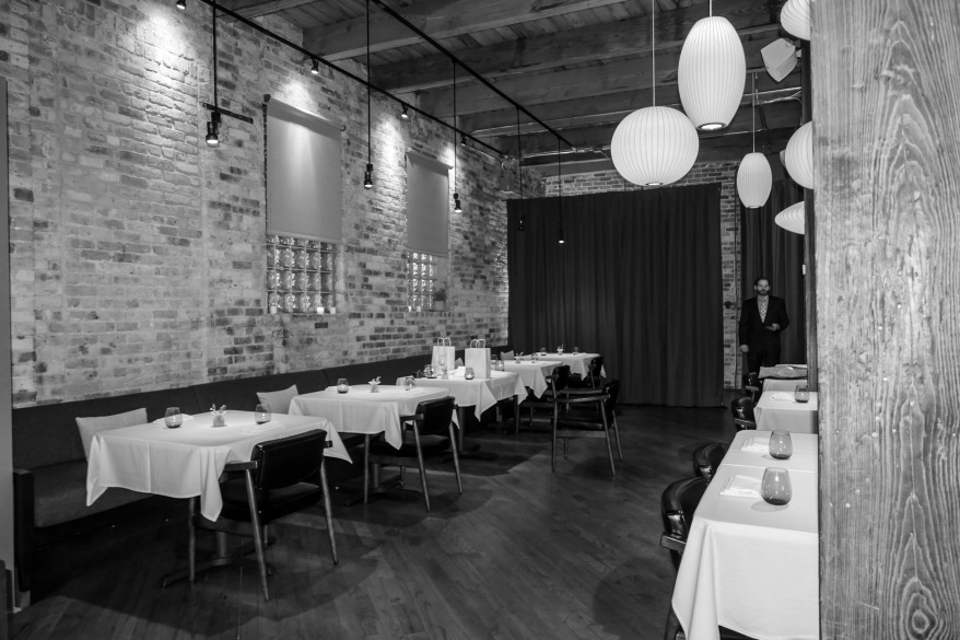 Dining room at Oriole